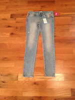 Bongo Embroidered Skinny Jeans Juniors 7