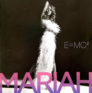 Mariah CD E=MC² - Super Jewel Box - France (VG+/VG)