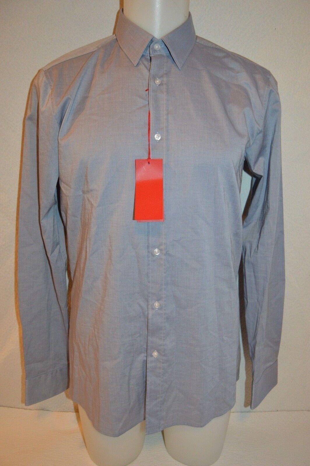 HUGO BOSS Red Label ELISHA Man's Casual Shirt  NEW Size Medium Retail
