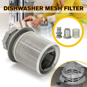 Replacement-2-Part-Micro-Mesh-Filter-Set-For-BOSCH-Dishwasher-170740-427903
