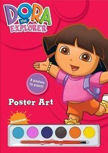 Dora the Explorer Poster Art Set