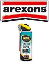 AREXONS SVITOL PROFESSIONAL GRASSO LUBRIFICANTE SPRAY 400 ml per SCOOTERONI