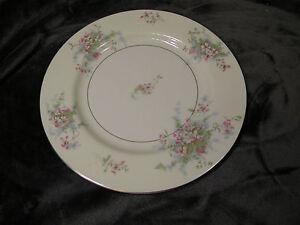 Vintage-Theodore-Haviland-Apple-Blossom-10-1-8-034-Dinner-Plate-New-York