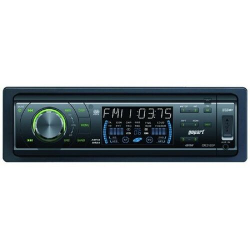 Radio CD mp3 USB Gopart cr210gp