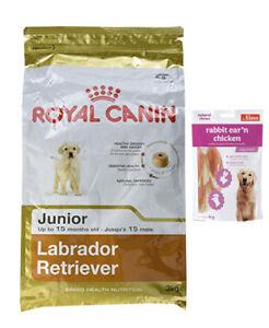 12kg-Royal-Canin-Labrador-Junior-80g-Fleischsnacks