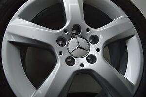 Original-Mercedes-SLK-16-Zoll-Sommer-Sommerraeder-Sommerreifen-BR172-172-R172