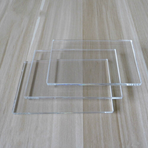 3D Printer Borosilicate Glass Build Plate for CTC//Creality//ANET//Prusa Glass Bed