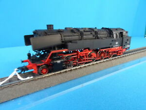 Marklin-37096-10-DB-Tender-Locomotive-Br-85-Black-DIGITAL-SMOKE-MFX