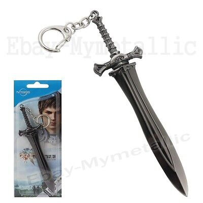 Final Fantasy XIV Weapon Key Ring Chain Cospaly Size L  #01