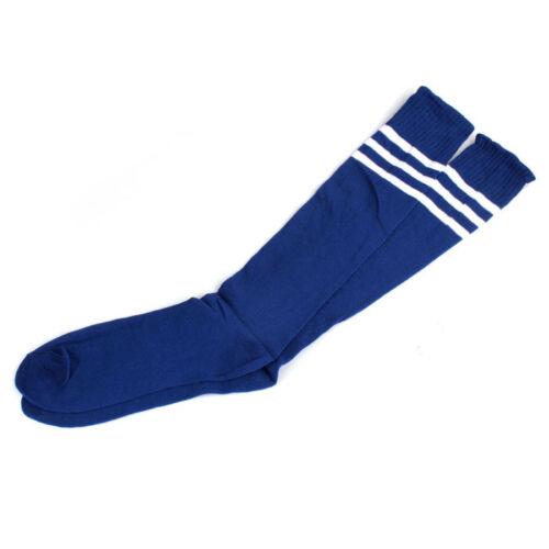 Women/'s THIGH HIGH SOCKS Over Knee Girls Womens Cheerleader Soccer Sport Socks