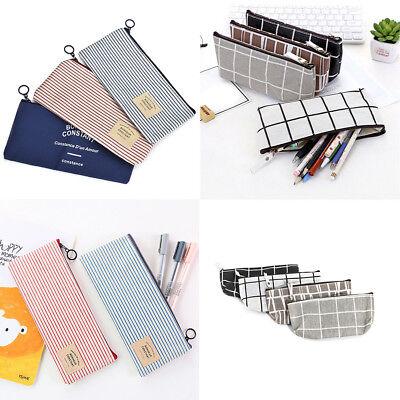 Tree Pattern Print Womens Canvas Coin Purse Mini Change Wallet Pouch-Card Holder Phone Wallet Storage Bag,Pencil Pen Case