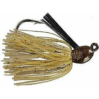 BFJ38 Any 6 Color 3//8oz Finesse Lures Strike King Jigs Bitsy Bug Flipping