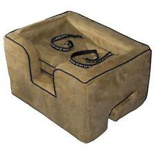 Pet Gear Dog Lookout Booster Carrier Car Seat 22 lbs Tan Large 17 3/4 x 12.5