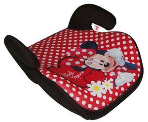 Kindersitz-Auto-Kinder-Disney-Sitzerhoehung-Minnie-Mouse-Kindersitzerhoehung