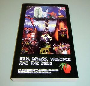 Signed-by-CHRIS-BENNETT-CANNABIS-SEX-DRUGS-BIBLE-VIOLENCE-PSYCHEDELIC-Marijuana