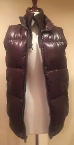 Down Brun Olivia Blakely Vest Alice Medium Puffer fwtRgq