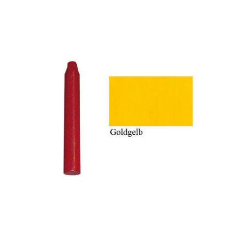 Goldgelb Enkaustik-Wachsstift