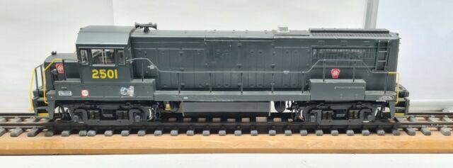 G Scale Train Diesel Locomotive Cab Detail 5 USA ARISTO-CRAFT