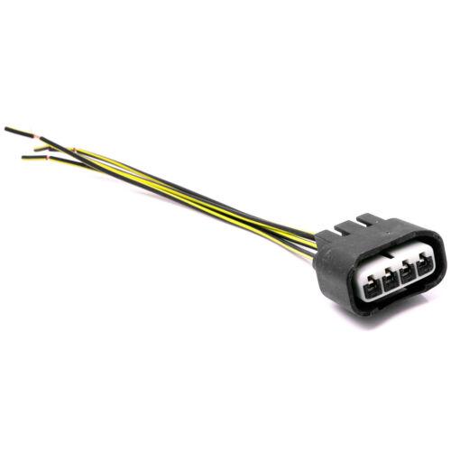 4 x New For 2005-2010 Scion tC 2.4L Ignition Coil Female Connector Plug Harness
