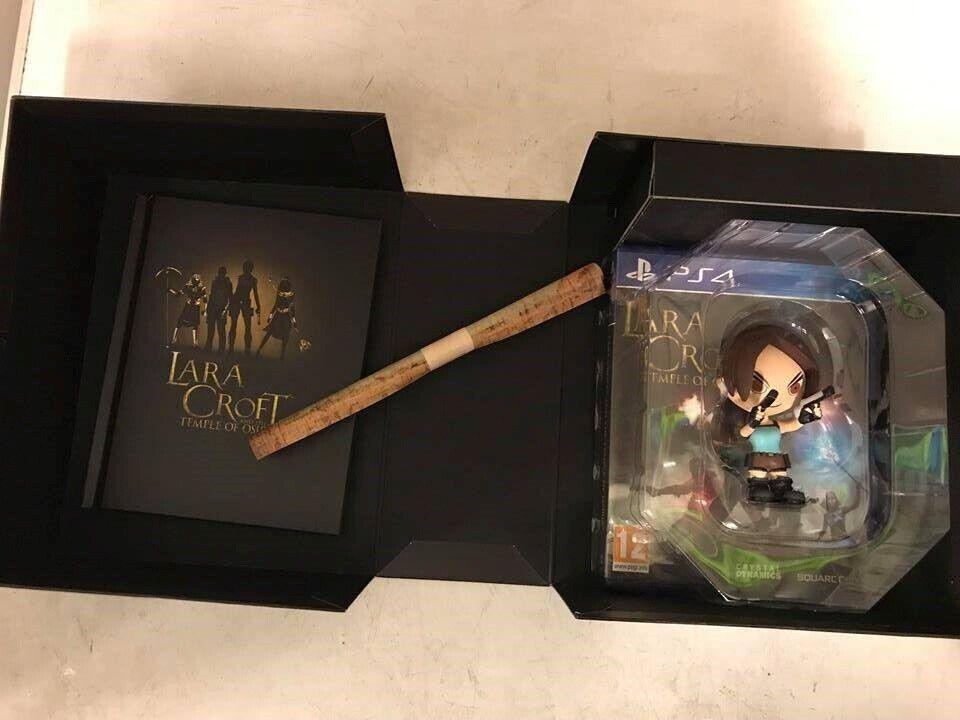 Playstation 4, Lara Croft spil