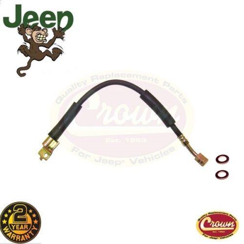 Flexible de freins avant gauche JEEP XJ Cherokee TJ Wrangler ZJ Grand Cherokee 52008675