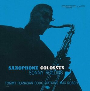 Sonny-Rollins-Saxophone-Colossus-CD