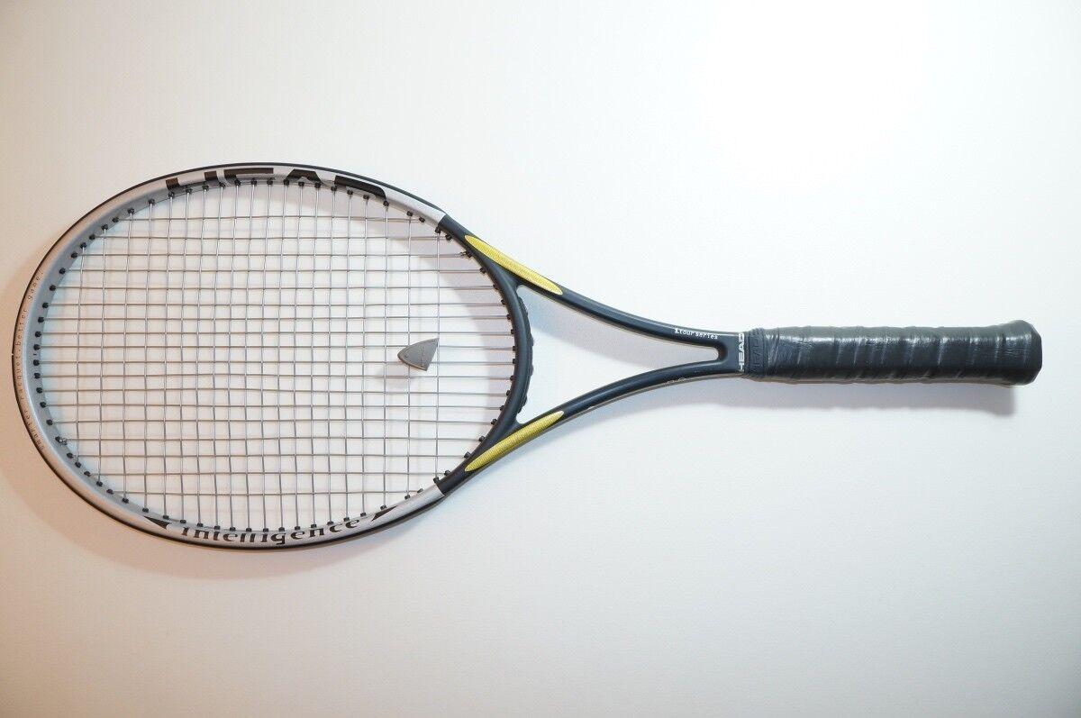Cabeza I. Prestige Midplus 630 inteligencia Raqueta De Tenis 4 3 8 EU3 L3
