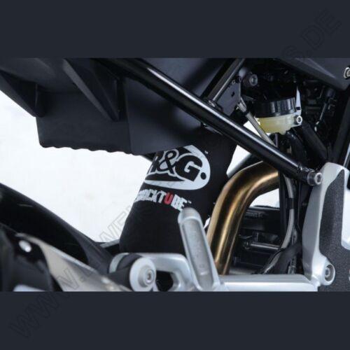 Shock Tube Protector Guard R/&G Stoßdämpfer Protektor Honda X-ADV 2017