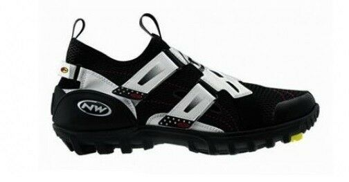 Zapatos Northwave Mod.spinn zapatos Northwave Spinn negro blanco