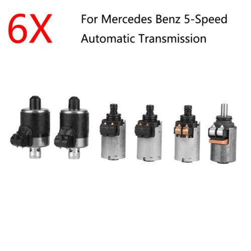722.6 Jeu de solénoïdes pour la transmission automatique à 5 vitesses Mercedes B