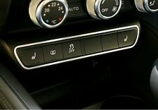 Audi A1 S1 RS1 quattro Abt s-line 8N 3.2 3,2 Zierrahmen Schalterleiste Alu