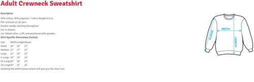 ROCKY /& BULLWINKLE VINTAGE POSTER Licensed Pullover Crewneck Sweatshirt SM-3XL