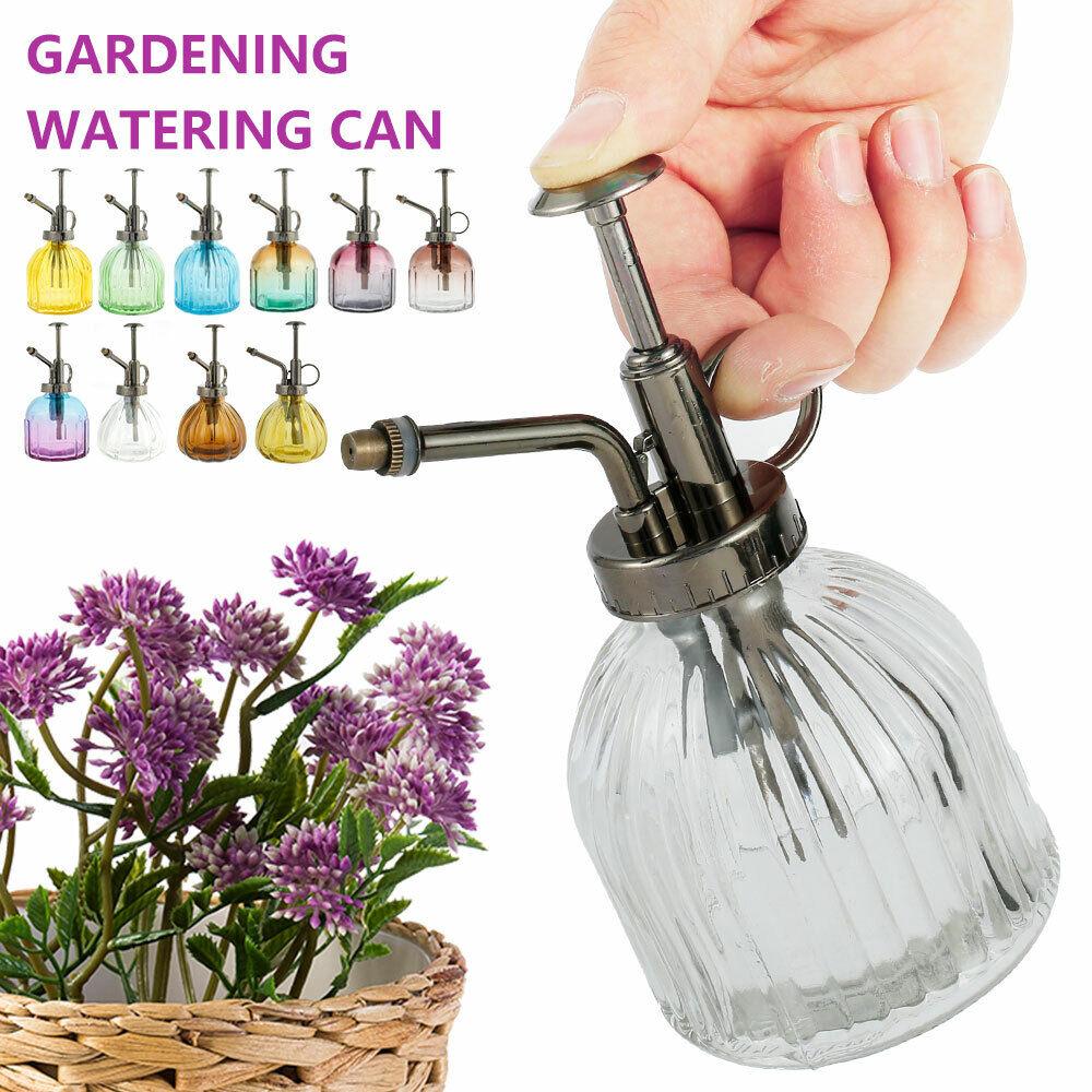 Water Spray Bottle Plants Empty Pumpkin Watering Cleaning Garden Sprayer Tool UK
