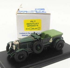 SMTS-coche-modelo-de-escala-1-43-RL7-6-verde-de-velocidad-Bentley