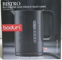 Bodum Wasserkocher Bistro 1,5 Liter