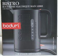 Bodum Wasserkocher bodum bistro 11149 01euro presse agrumes électrique noi ebay