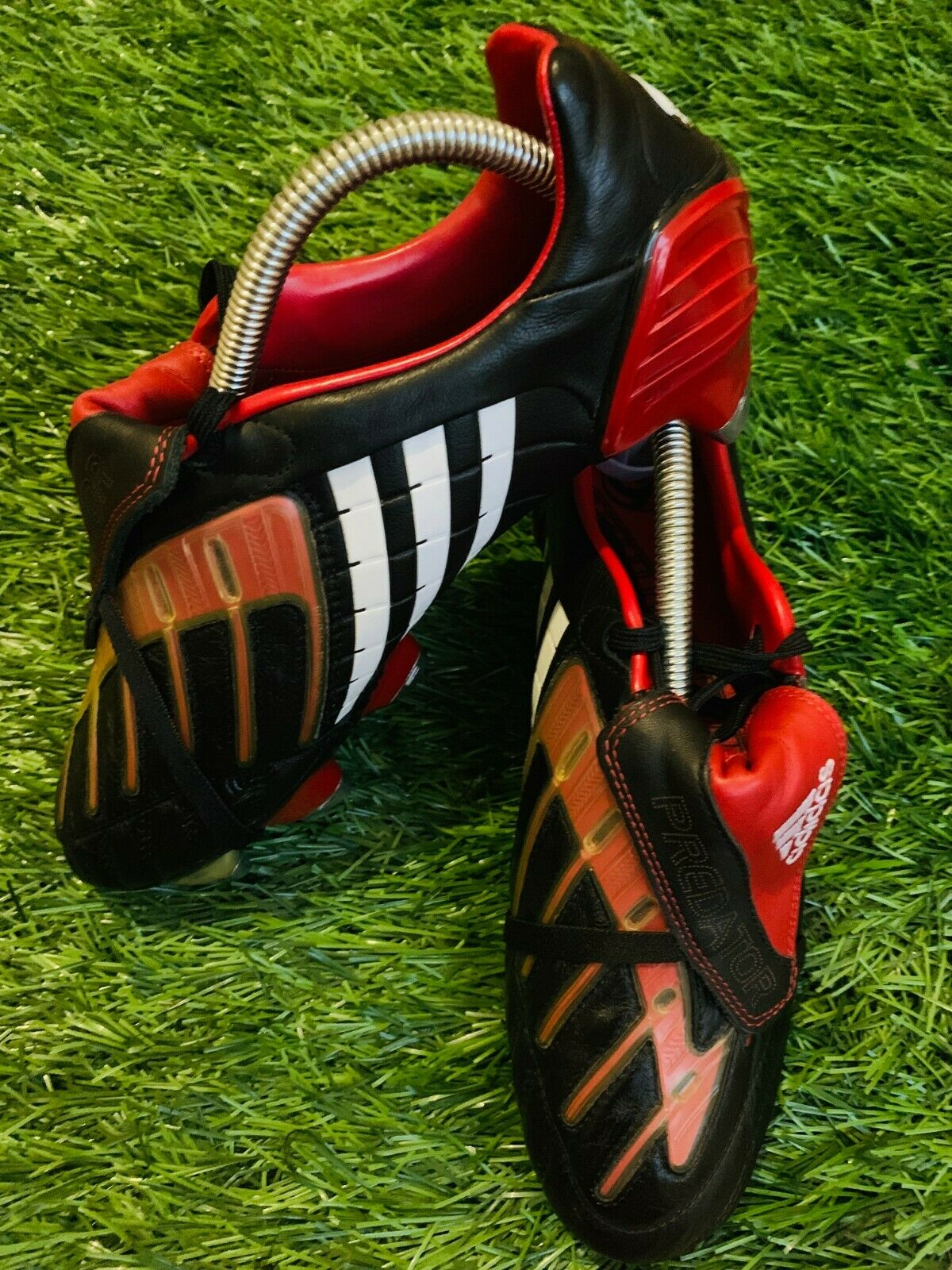 Adidas Projoator Powerswerve Trx Sg 013633 8US 7,5UK 2007 Beckham Nuevo Raro