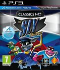 The Sly Trilogy (Sony PlayStation 3, 2010)