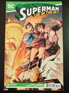 SUPERMAN-Up-in-the-SKY-3-2019-DC-Comics-VF-NM-Book