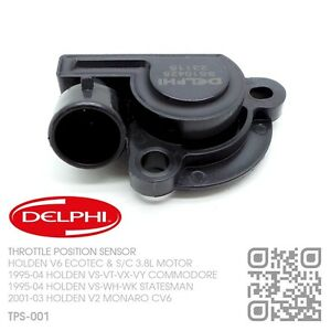 DELPHI-THROTTLE-POSITION-SENSOR-V6-SUPERCHARGED-3-8L-HOLDEN-V2-MONARO-CV6