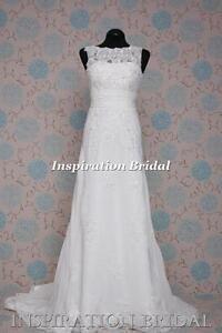 1395-White-Ivory-Wedding-Dresses-dress-chiffon-sheath-size-8-10-12-14-16-18-3730