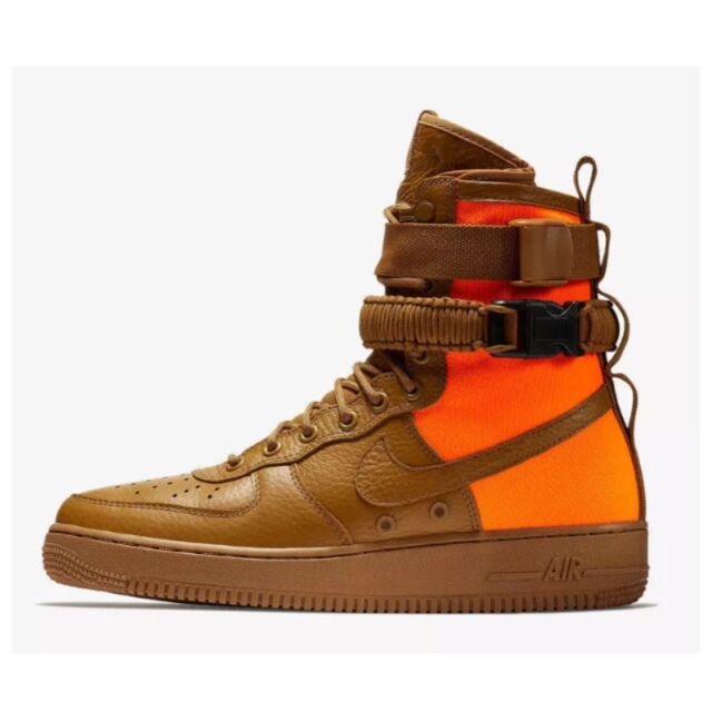 Nike SF AF1 QS Special Field Air Force 1 High Desert Ochre 903270 778 Size 9