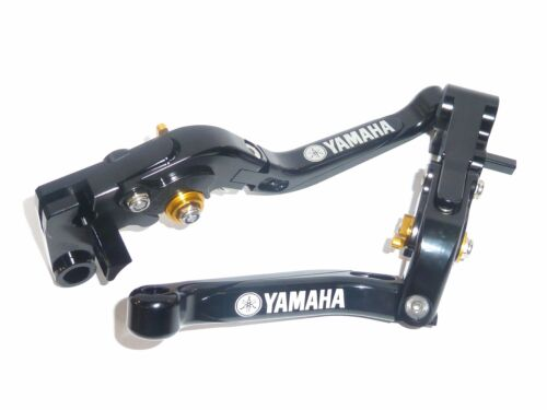 YAMAHA R1 R1M 2015-2019 BRAKE AND CLUTCH FOLDING EXTENDING LEVERS ROAD RACE S7ZB