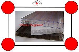 komplettdach terrassendach 16 mm stegplatten x steg klar 4x3 5 m mit zubeh r. Black Bedroom Furniture Sets. Home Design Ideas