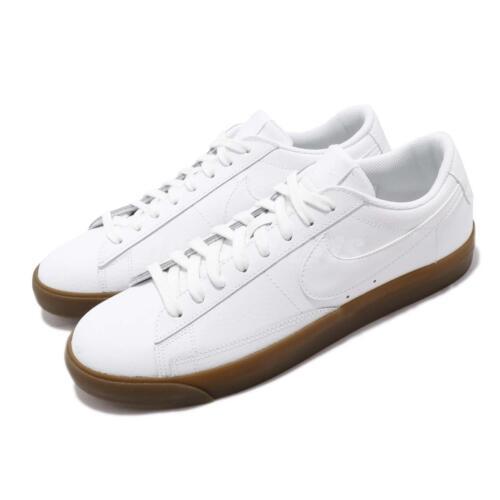 Casual De De Sneakers Mode Homme Low Vie Chaussures Aq3597 Blazer Nike Le Gum 102 White UwnfHqY