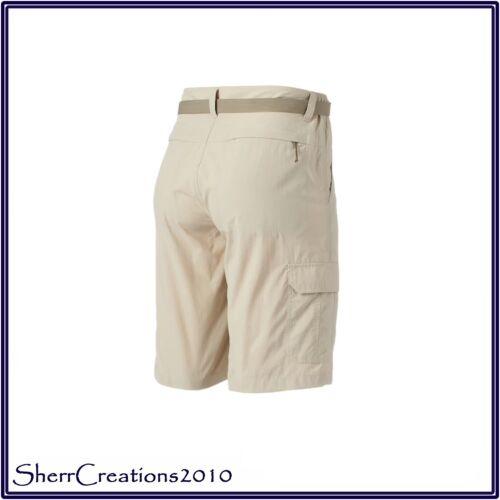 NWT Men/'s Big /& Tall Columbia Sycamore Falls Belted Shorts Sz 44-50