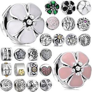2016-European-925-clip-spacer-sterling-silver-flower-charms-bead-For-bracelet-UK