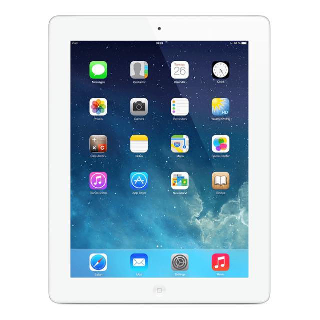 Apple iPad 2 64GB, Wi-Fi + Cellular (AT&T), 9.7in - White (MC984LL/A)