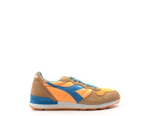 Sneakers c6107 Uomo 159886 Scarpe tessuto Scamosciato Diadora Arancione AqFEnnzW18