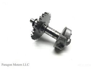 04-3-02-17-Yamaha-YZ85-YZ-85-80-Engine-Water-Pump-Impeller-Shaft-Gear